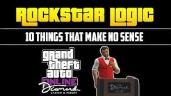 GTA Online ROCKSTAR LOGIC (The Casino DLC)