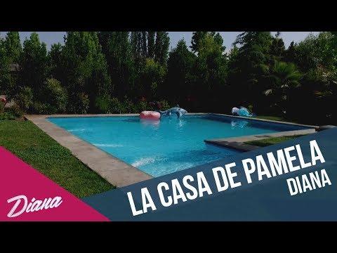 La Lujosa Casa De Pamela Díaz | Diana | Capítulo 6