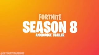 Fortnite - Season 8 Official  Trailer !!