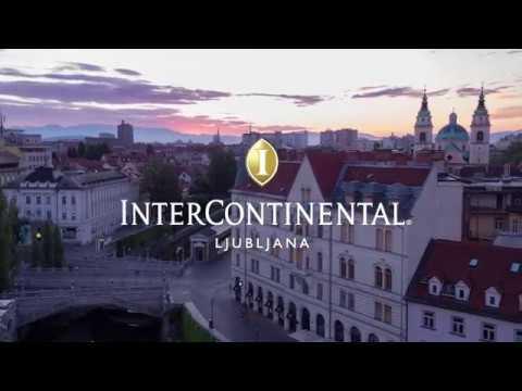 Delta Holding - Hotel InterContinental Ljubljana - Promo film