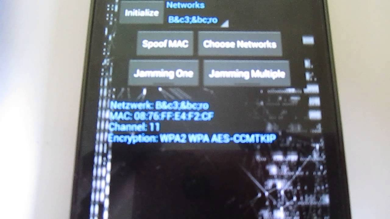 Wifi Jammer App   YouTube Wifi Jammer App