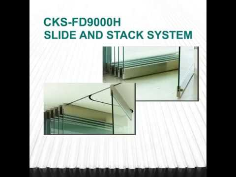 CKS-FD9000H Slide and Stack System