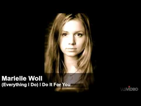 Bryan Adams - (Everything I do) I do it for you (Marielle Woll cover)