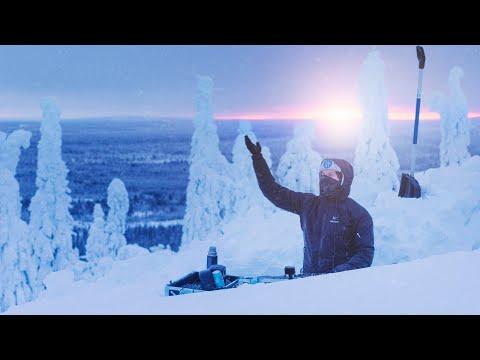 Yotto - A Very Cold DJ Set - Lapland, Finland