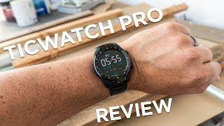 Video TicWatch Pro Review download MP3, 3GP, MP4, WEBM, AVI, FLV Oktober 2018