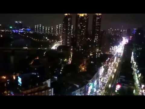 Taiwan Soudelor Typhoon live broadcast 2015-03-08