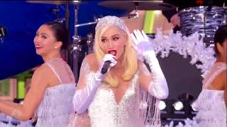 Смотреть клип Gwen Stefani - White Christmas