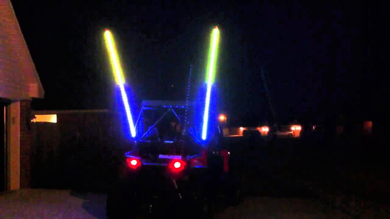 Pole Lights Led