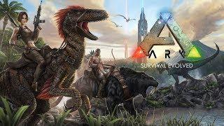 ARK: SURVIVAL EVOLVED | #6 El ladrón de rocas y emboscada táctica NICE
