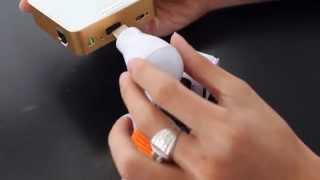 Bán Đèn LED siêu sáng xài sạc dự phòng dùng mọi nơi giá sỉ rẻ hcm