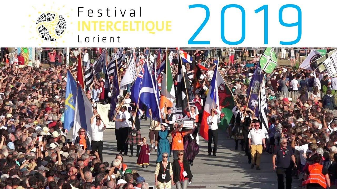 Le triomphe des sonneurs - Festival Interceltique de Lorient 2019