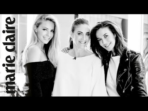 Frankly Speaking - Jackie Frank meets Jennifer Hawkins & Megan Gale (Sept 2016)