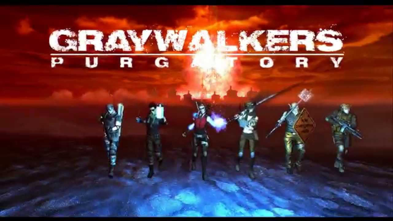 Dreamlords Digital Promises Heaven and Hell on Earth in Upcoming Turn-Based RPG, 'Graywalkers: Purgatory'