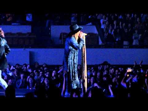 Aerosmith - Draw The Line - Nagoya 2011