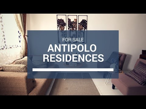 Antipolo Residences by Goldstar Realty - Affordable Townhouse in Antipolo City
