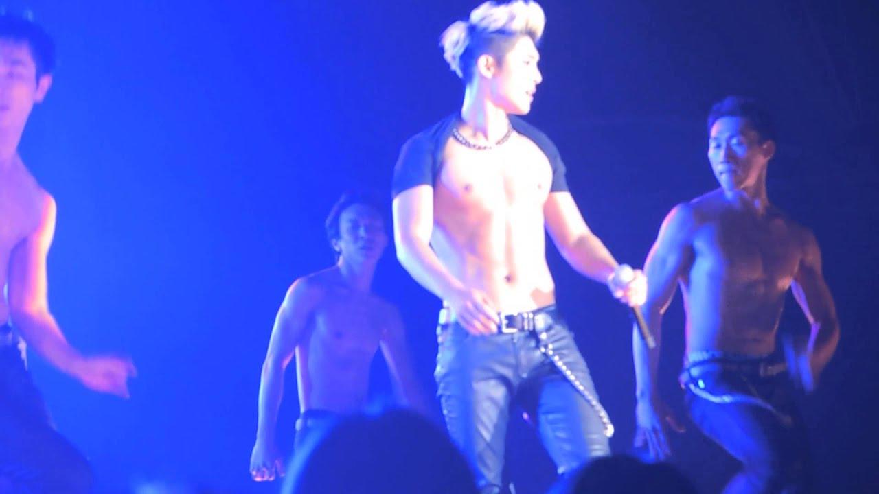 2014-07-05 Kim Hyun Joong 世界巡迴演唱會-please