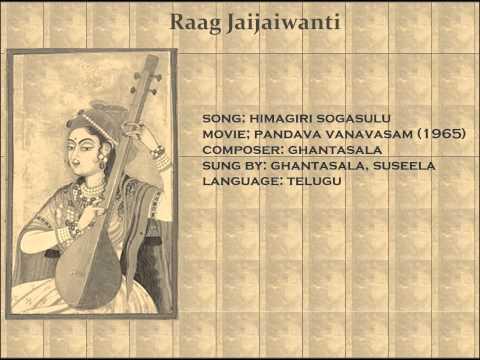 Film songs in Raag Jaijaiwanti/Dwijavanti