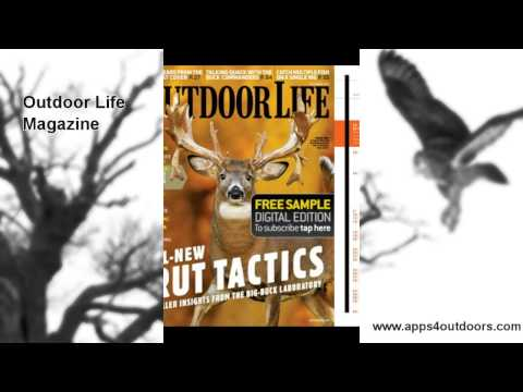 OutdorLife Magazine - app review