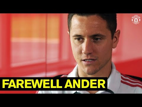 """I want to thank the fans"" 