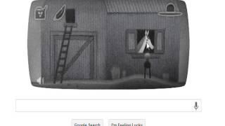 Let's Waste Time - Google Doodle ~ Alien Game