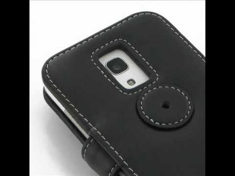PDair Leather Case for Xiaomi MI 2A - Book Type (Black)