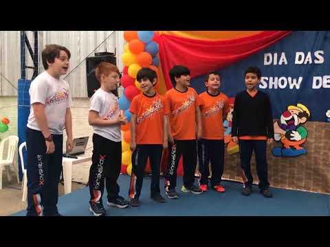 Show de Talentos - Dia das Crianças matutino 11/10/2017