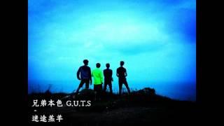 兄弟本色 G.U.T.S - 迷途羔羊 鋼琴伴奏 cover by 爵可