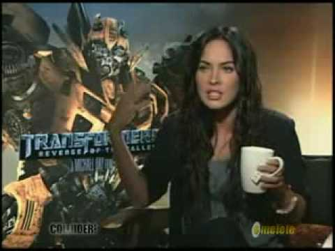 Megan Fox Flower part (Megan Fox Apologizes To Boy With The Rose, Megan Fox se disculpa)