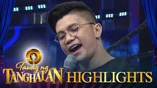 Tawag ng Tanghalan: Vhong cracks a funny knock knock joke