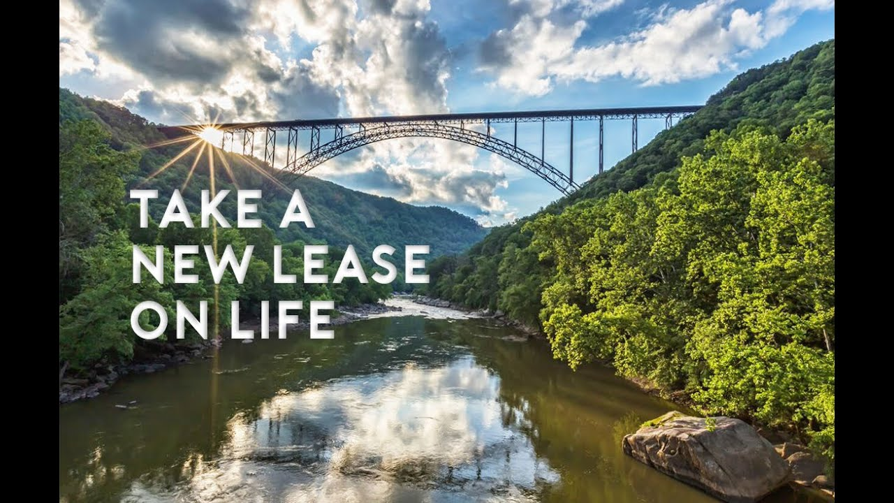 New Lease On Life | New River Gorge Rafting