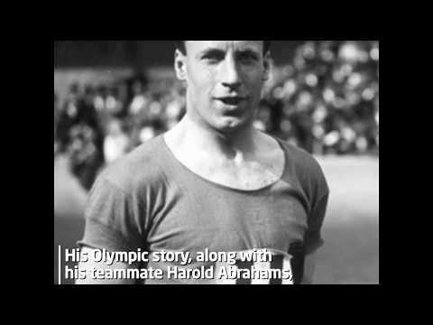 Eric Liddell, the athlete who chose his religious beliefs over competing in an Olympic race
