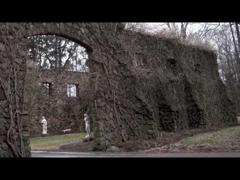 Ruins at Duke Farms - Doris Duke Hillsborough, NJ Estate