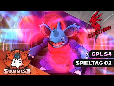 GPL [S4] - Spieltag 02 - vs. Silver Fang: Der sitzt tief!