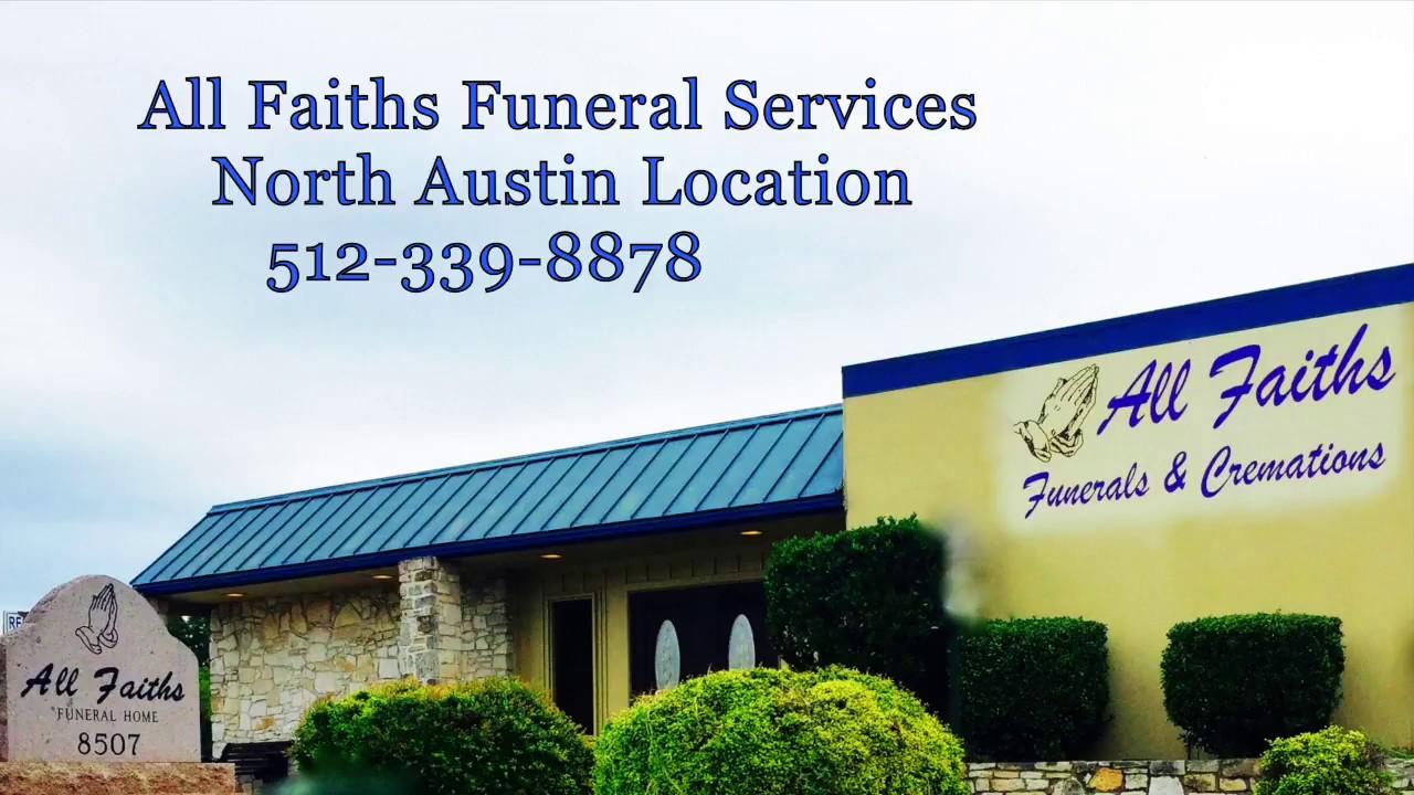 All Obituaries | All Faiths North | Austin, TX funeral home and