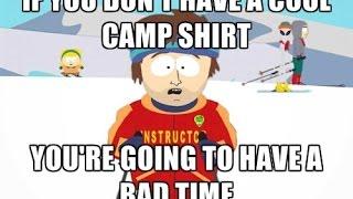 Get Cool Like The Cool Camp Shirt & Short Set!
