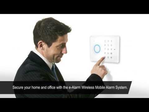 Eminent e-Alarm: Wireless GSM alarm system