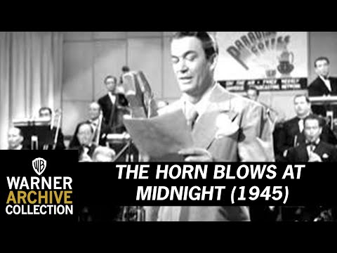 the horn blows at midnight full movie