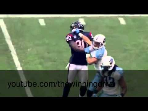 Andre Johnson vs Cortland Finnegan -WITH SOUND!!!-