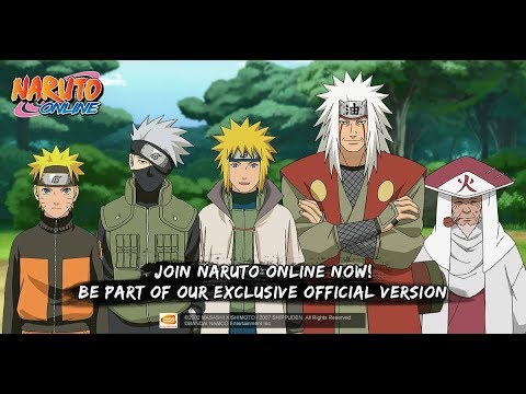 How to upgrade your power ( Naruto online #3)