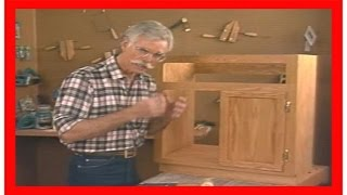 How to Build Kitchen Cabinets from Scratch DIY Kitchen Cabinets Building Kitchen Cabinets 1/3