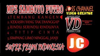 LAGU JARANAN SAMBOYO PUTRO MP3  MANTAP