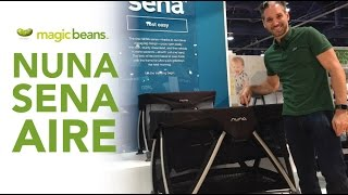 Nuna Sena Aire 2017 | Best Most Popular | Baby Gear | Travel Crib | Reviews | Ratings