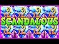 💕 LIGHTNING LINK HEART THROB 💕 GIVES ME A SCANDALOUS BIG WIN 💕  EZ Life Slot Jackpots