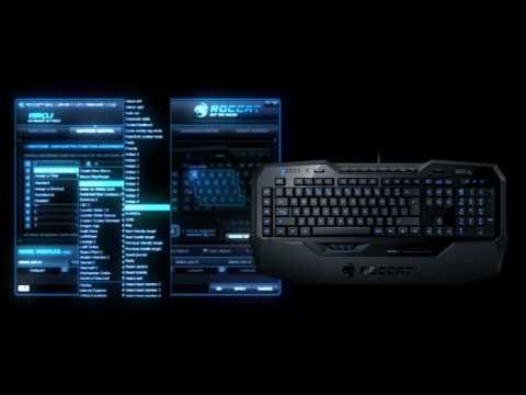 ROCCAT Isku – Illuminated Gaming Keyboard – Official Trailer