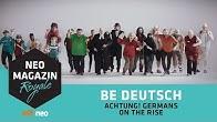 BE DEUTSCH! [Achtung! Germans on the rise!] | NEO MAGAZIN ROYALE mit Jan Böhmermann - ZDFneo