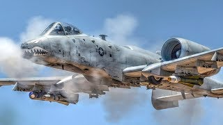 The A-10 Warthog - A Soldiers Best Friend