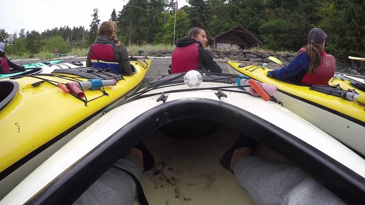 Sea Quest Kayaking Adventures - (Friday Harbor in The San Juan islands)