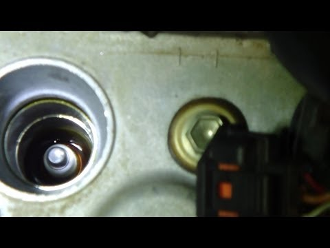 How to repair oil leak in valve cover VVT-i engine Toyota Corolla. Years 2000 to 2008