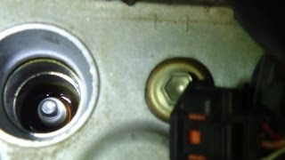 How to repair oil leak in valve cover VVTi engine Toyota Corolla. Years 2000 to 2008