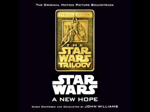 Star Wars: A New Hope Soundtrack - 13. ARCHIVAL BONUS TRACK: Binary Sunset* (Alternate) (Part 1/2)